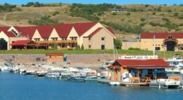 Lakeview of Cedar Shore Resort in Oacoma, SD